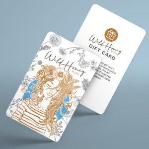 Wild Honey Salons Gift Card