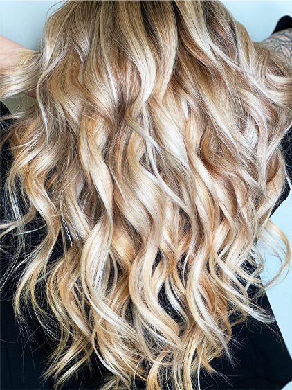 Hand-Tied Hair Extensions, Bankers Hill San Diego